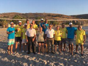 Άγιος Ευστράτιος Beach Volley Weekend 2021